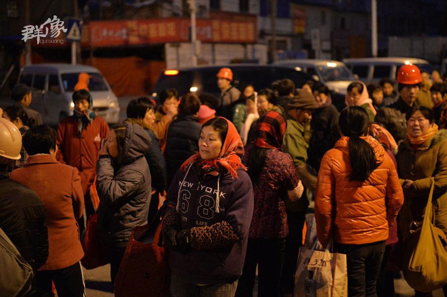 群像:站街民工