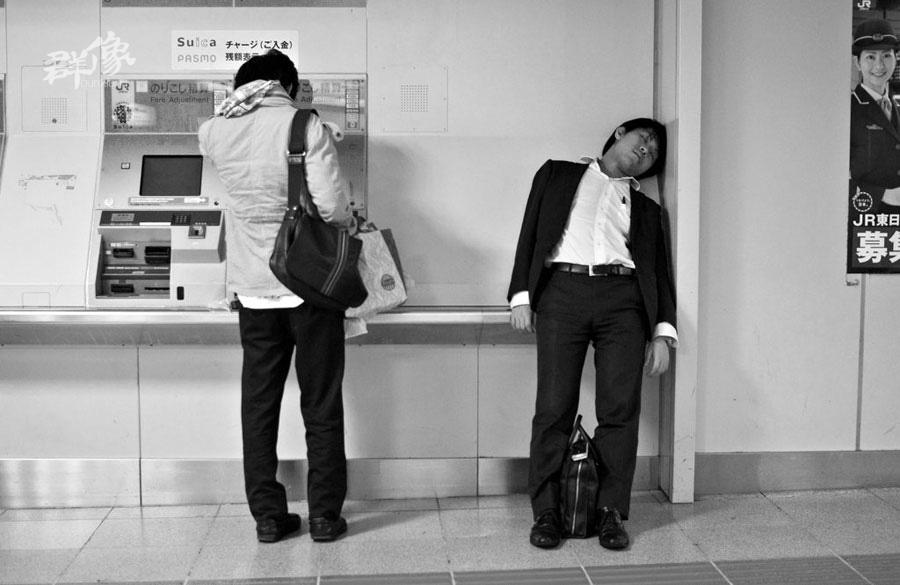 群像:日本工薪族的另一面
