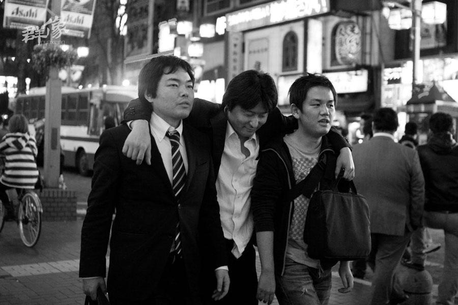 羣像:日本工薪族的另一面