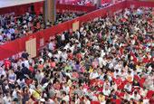 比股票更疯狂的深圳楼市:几千人抢几百套房已成常态