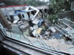 北京一餐馆发生爆燃 附近居民楼高层玻璃被震碎