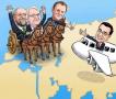 六張漫畫帶你回顧總理訪歐亮點
