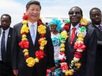 习近平抵达哈拉雷开始对津巴布韦进行国事访问