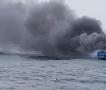 韩媒称一艘中国渔船在韩海域起火致3人死亡