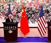 """王毅會晤美國務卿 重申反對""""薩德""""入韓"""