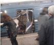 俄羅斯聖彼得堡地鐵發生爆炸 至少10人死亡