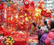 香港:佳节近 年味浓